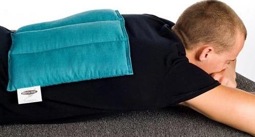 استفاده از کمپرس سرد و گرم برای درمان درد رگ و عصب سیاتیک کمر