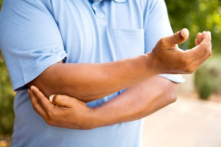 انواع آرتروز مفصل بازو
