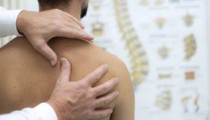 تشخیص درد شانه