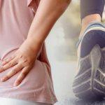 درد رگ و عصب سیاتیک کمر تا انتهای پاها (بزرگترین عصب نخاعی بدن)