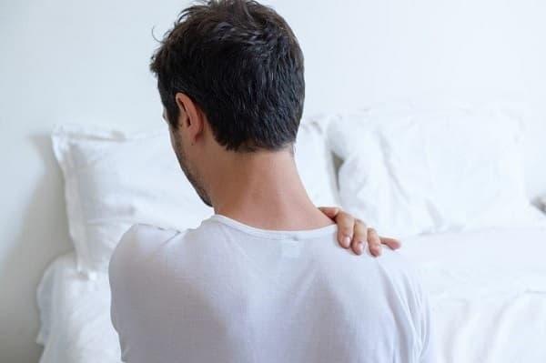 درد شانه هنگام خواب