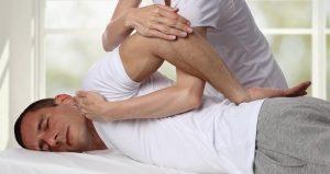 درمان دستی دیسک کمر