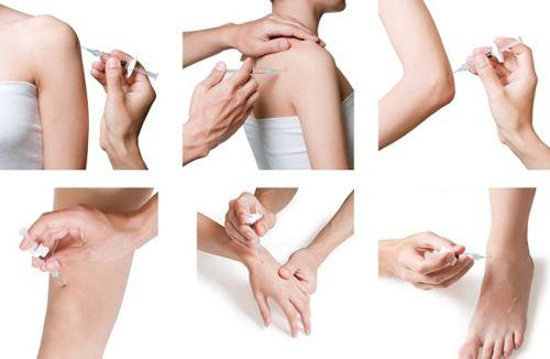درمان منشأ درد اسکلتی-عضلانی با اوزون تراپی