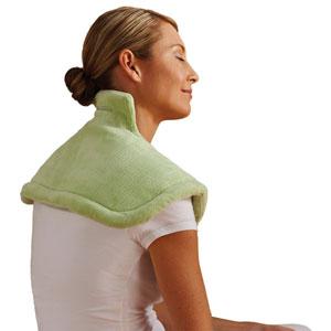 حرارت و یخ درمانی برای دیسک گردن