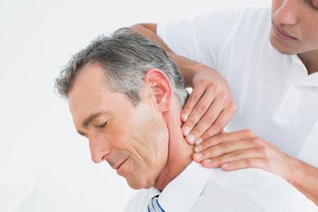 فیزیوتراپی یا کار درمانی دیسک گردن