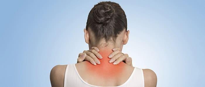 دلایل درد گردن