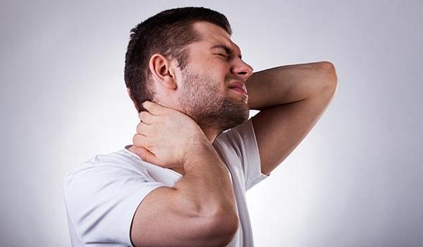 علائم اسپاسم عضلات گردن