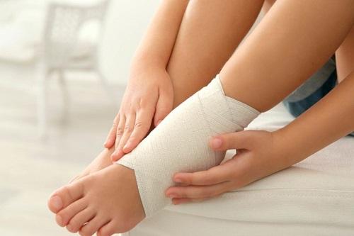 محافظت در برابر آسیب تسکین درد و کنترل التهاب