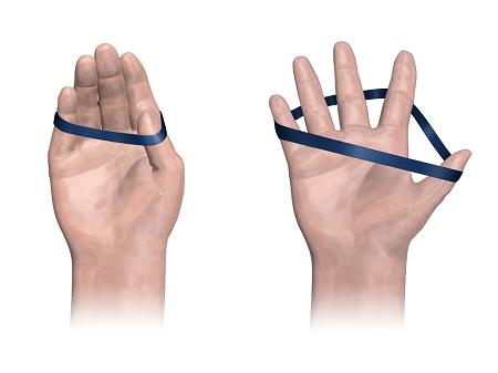 نرمش انگشتان دست