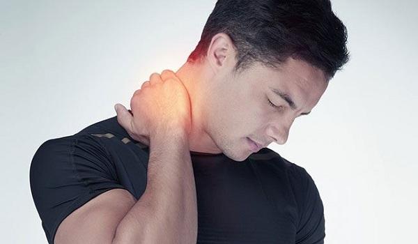 گرفتگی و اسپاسم عضلانی شدید