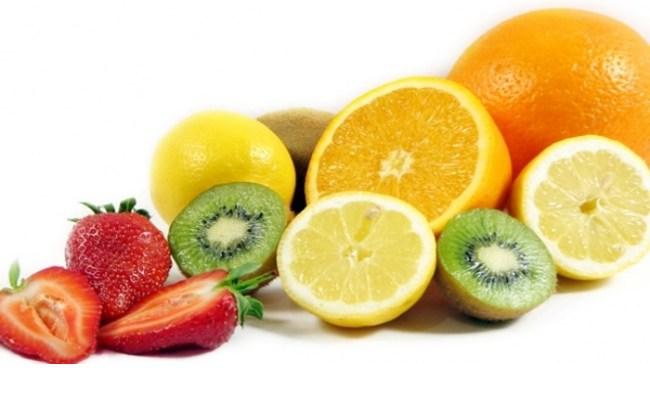 ویتامین C مواد غذایی
