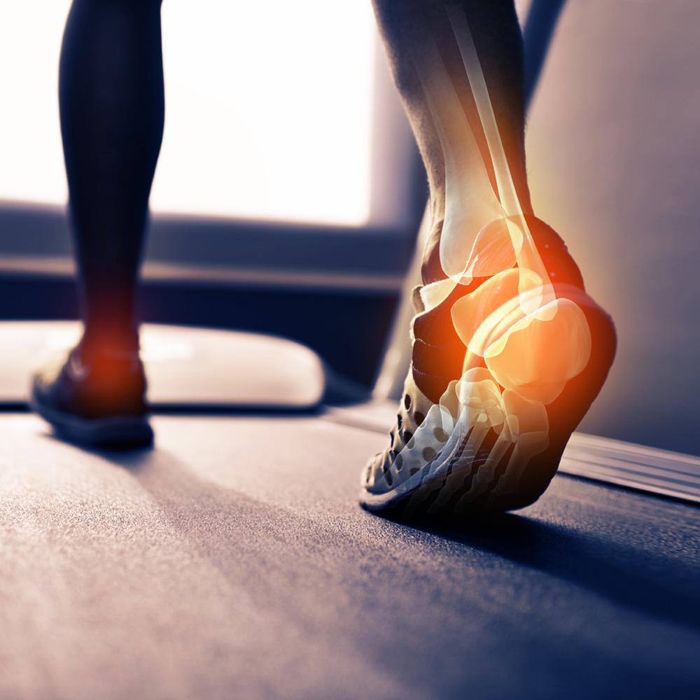 علل و عوامل شکستگی مفصل قوزک پا